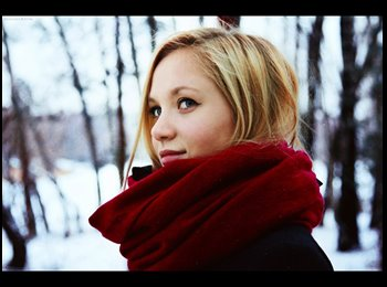 Anastasia - 20 - Etudiant
