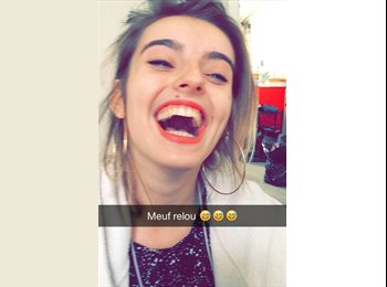 Appartager FR - Ophelie - 19 - Montpellier