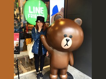 EasyRoommate HK - Lydia - 30 - Hong Kong