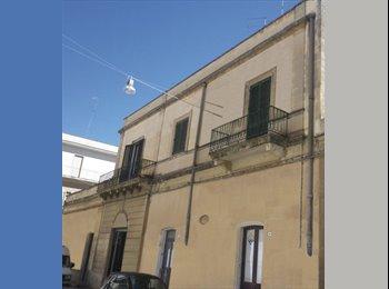 EasyStanza IT - porta rudiae  bei monolocalo moderni  con balconi - Lecce, Lecce - € 300 al mese