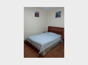 Habitaciones tipo hotel(ESTUDIOS)Cerca de Santa Fe