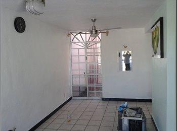 CompartoDepa MX - comparto casa con profesionista hombre o mujer - Puerto Vallarta, Puerto Vallarta - MX$2,000 por mes