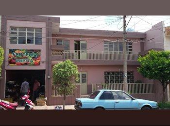CompartoDepa MX - Cuarto amubelado para mujeres en Tepa - Otras, Guadalajara - MX$800 por mes
