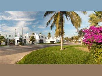 CompartoDepa MX - Se comparte casa ubicada en Ceibas - Puerto Vallarta, Puerto Vallarta - MX$3,000 por mes