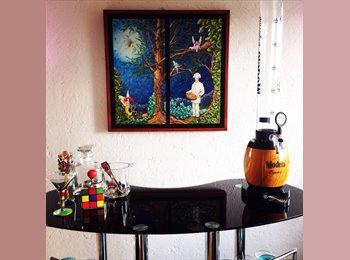 CompartoDepa MX - Busco roomie - Xochimilco, DF - MX$4,500 por mes