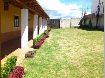 CompartoDepa MX - rento habitasiones - Toluca, México - MX$2,750 por mes