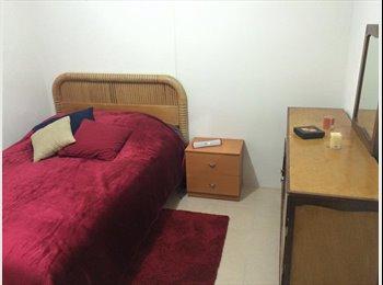 CompartoDepa MX - Rento habitación. - Toluca, México - MX$3,000 por mes