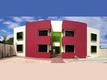 CompartoDepa MX - Departamentos amueblados en renta - Tuxtla Gutiérrez, Tuxtla Gutiérrez - MX$6,000 por mes