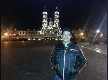 CompartoDepa MX - Juan Miguel   - 23 - DF