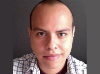 CompartoDepa MX - Carlos - 29 - México