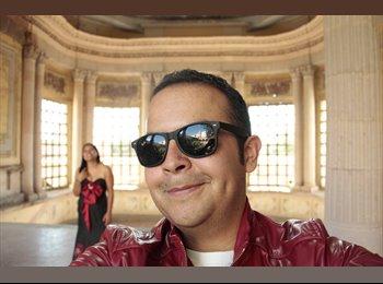 CompartoDepa MX - José Miguel - 23 - DF