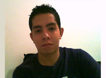 CompartoDepa MX - Allan - 24 - Querétaro