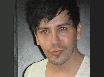 CompartoDepa MX - Esteban Manriquez - 30 - Tijuana
