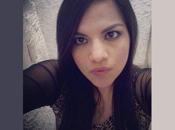 CompartoDepa MX - Ingrid  - 27 - Monterrey