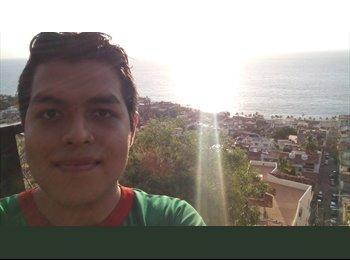 CompartoDepa MX - Jhonatan  - 23 - México