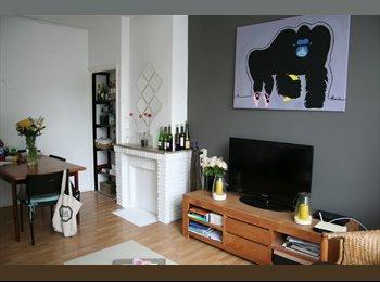 EasyKamer NL - Newly furnished apartment trendy Pannekoekstraat - Stadsdriehoek, Rotterdam - € 650 p.m.