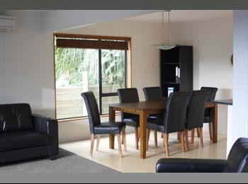 NZ - Room in Frankleigh Park house - Frankleigh Park, New Plymouth - $140 pw