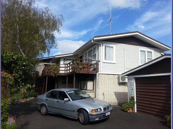 NZ - Rooms for short stays - Brookfield, Tauranga - $140 pw