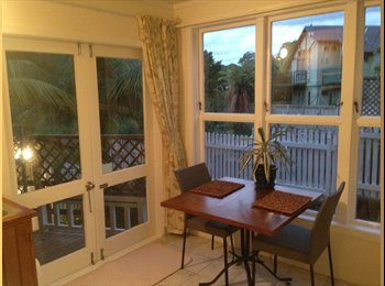NZ - Fully furnished private living quarters - Auckland Central, Auckland - $310 pw