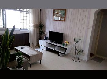 Luxury Fully Furnished Common Room for Rental