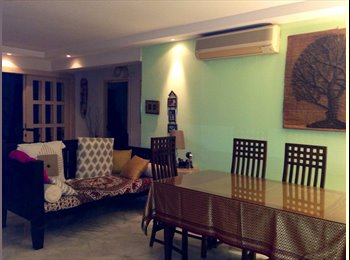 Fully Furnished Aircon/Non Aircon Common Room for rent