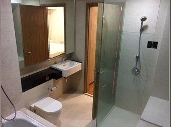Toa Payoh Trevista Condo Master Bedroom for Rent