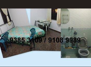 Master Bedroom for RENT! 325A Sengkang