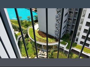 Eight Courtyard New Condo at Yishun 3 bedroom