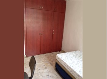 Common Bedroom For Rent at Marine Drive!