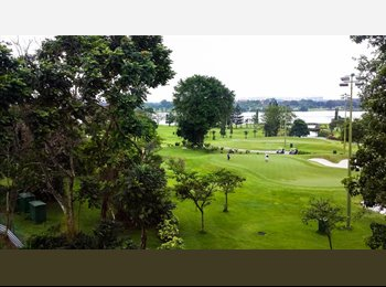 Brand New 3 Bedroom Apartment facing golf course