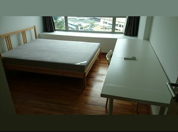 New Condo Master Bedroom for Rent at Toa Payoh Are