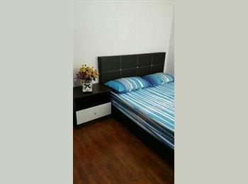 Common room Pasir Ris condo near MR|T