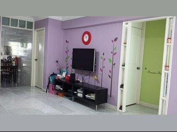 Room share - Female - Bedok North Road