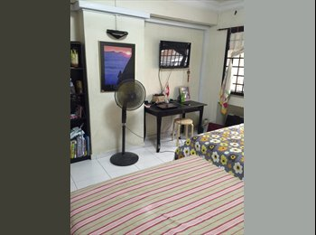 2 Fully-furnished, air-con, Wifi common rooms