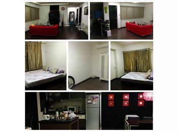 Common Room for rent Blk 740. No owner.