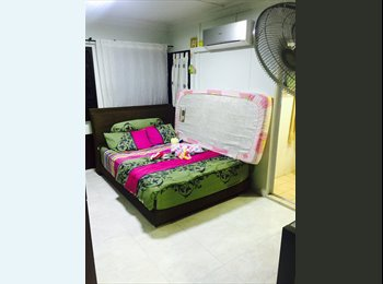 Master Bedroom And Common Room Rental