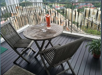 EasyRoommate SG - Beautiful common room at TreVista Condo -Toa Payoh - Toa Payoh, Singapore - $1,400 pcm