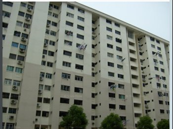 EasyRoommate SG - rent to females only - Bedok, Singapore - $750 pcm