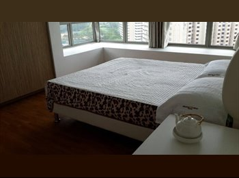 EasyRoommate SG - Master Bedroom for Rent at Trevista - Toa Payoh, Singapore - $1,800 pcm