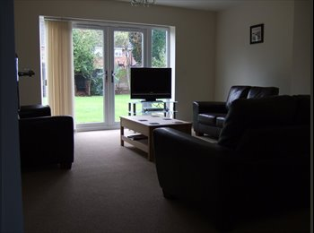 EasyRoommate UK - Large luxury room (inc ALL Bills) & En-suite Room - Stratford-upon-Avon, Stratford-upon-Avon - £440 pcm