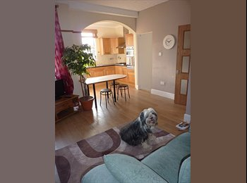 large double rooms in lovely house for rent