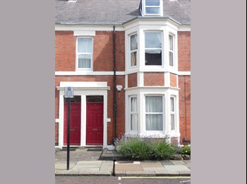 Double room in Jesmond for Professional  Female