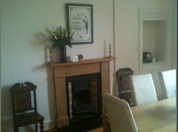 EasyRoommate UK - Single rm £380 inc bills in central victorian flat - Edinburgh Centre, Edinburgh - £380 pcm