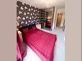 EasyRoommate UK - Double bedroom in brand new 2 bedroom Apartment - St. Albans, St Albans - £700 pcm