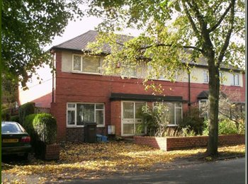 EasyRoommate UK - 6 Double Student rooms in Newcastle under Lyme - Newcastle-under-Lyme, Newcastle under Lyme - £282 pcm