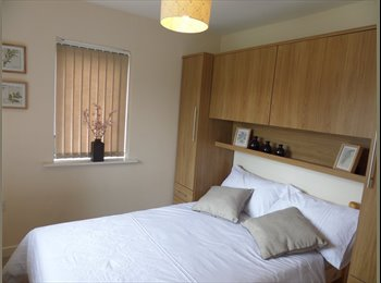 EasyRoommate UK - EN-SUITE DOUBLE BEDROOM AVAILABLE IN HANLEY - Stoke-on-Trent, Stoke-on-Trent - £400 pcm