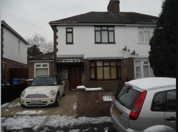 EasyRoommate UK - Double room available in house. - Littleover, Derby - £346 pcm