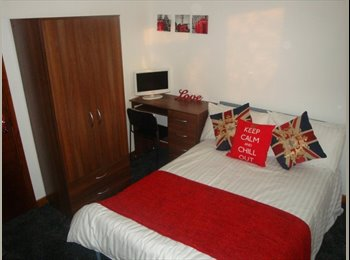 2 rooms  available in shared house
