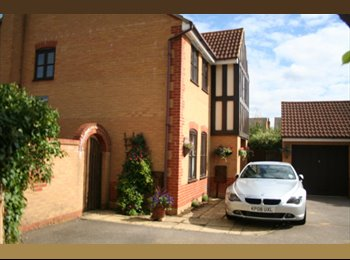 EasyRoommate UK -  5 bed detached house - Wavendon, Milton Keynes - £375 pcm