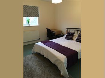 EasyRoommate UK - ABSOLUTELY LOVELY DOUBLE ROOM - Ashford, Ashford - £440 pcm